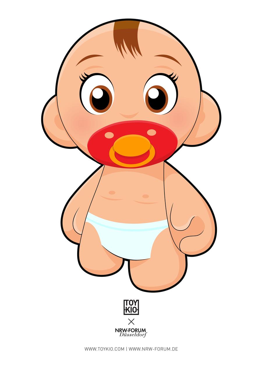 Baby Munny by nkunited