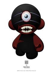 Monster Munny by nkunited