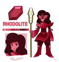 Rhodolite Gemsona by GatlingPea32