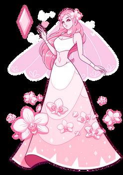 Pink Orchid Diamond
