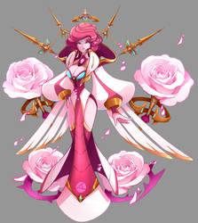 [REDESIGN] Rose Spinel La Vie En Rose ver.