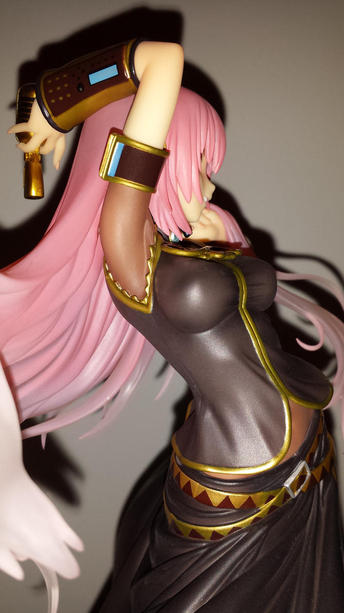 Megurine Luka Tony Ver. 1 of ? by EpicPieFace
