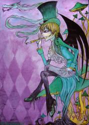 Dragon-Smoker by Kawanai