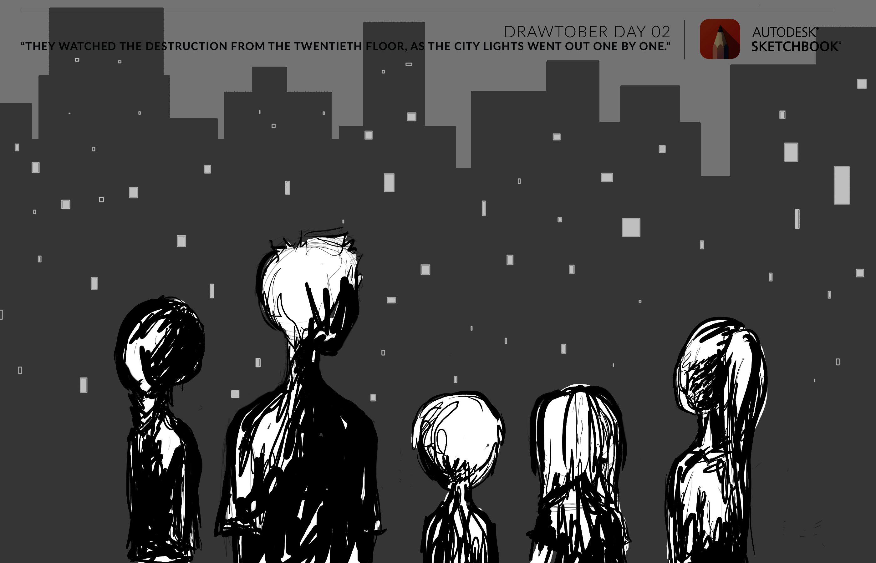 Drawtober 2 by shannanapeels