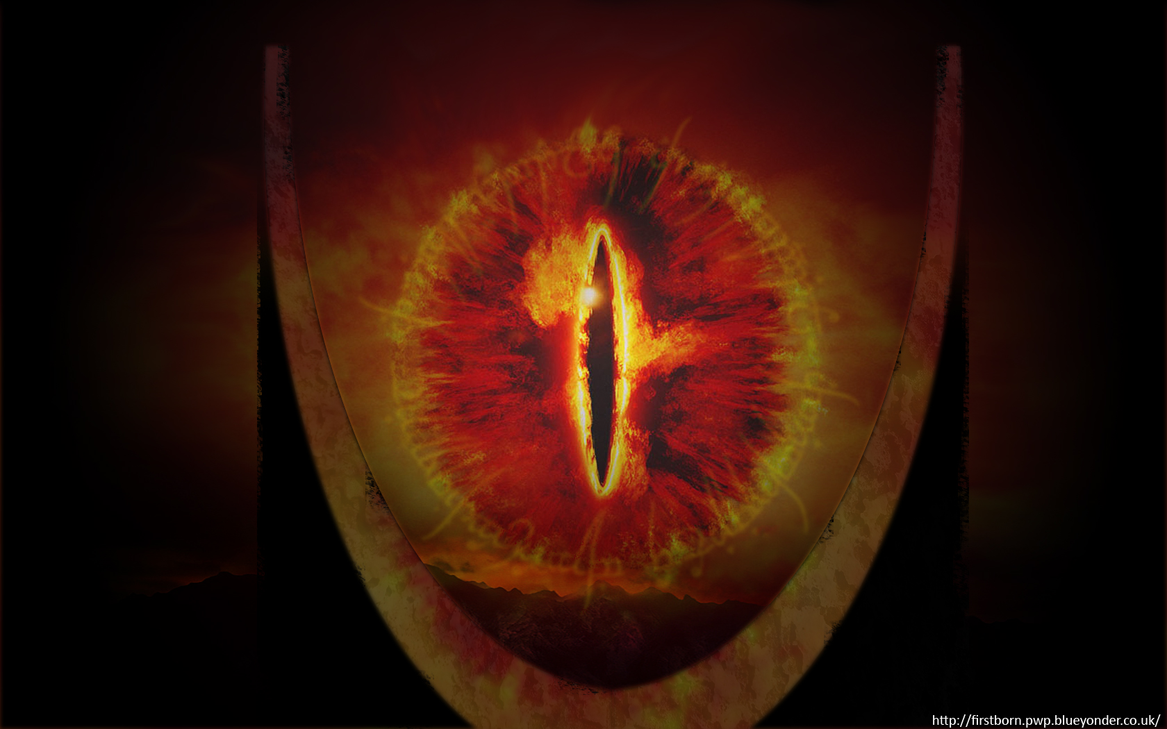 Eye Of Sauron By Ulstudor On Deviantart