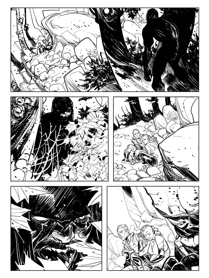 Nuovo Mondo 5 pagina 38 by DavideGianfelice