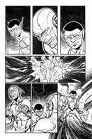 Flash #12 Ink 09 by DavideGianfelice
