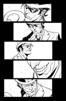 Batman #27 page 08 by DavideGianfelice