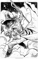 Nightwing #56 page 01 by DavideGianfelice