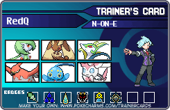 My Trainercard
