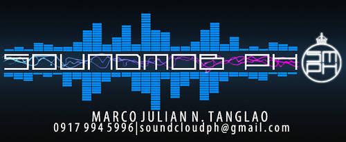 Soundmob PH Calling Card Design