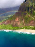 Hawaii Rainbow by AnimeFlameFox