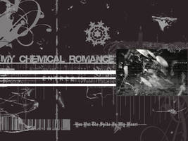 My Chemical Romance Wallpaper by Borednesstakesover