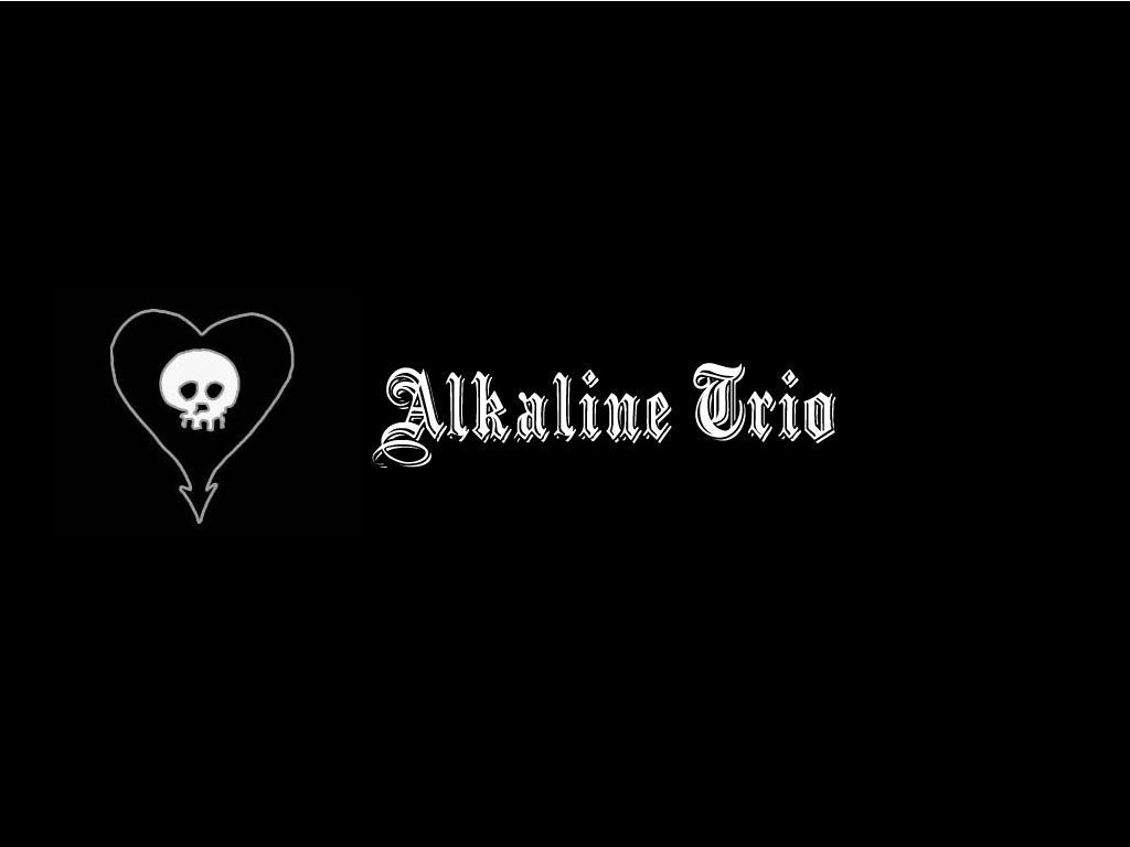 Alkaline Trio Wallpaper by Borednesstakesover