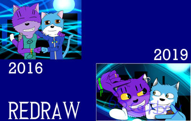 The nocturnal wind Redraw