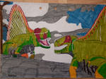 Meeting of the Sailbacks by SonicZilla150