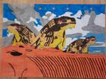 Desert Travellers by SonicZilla150