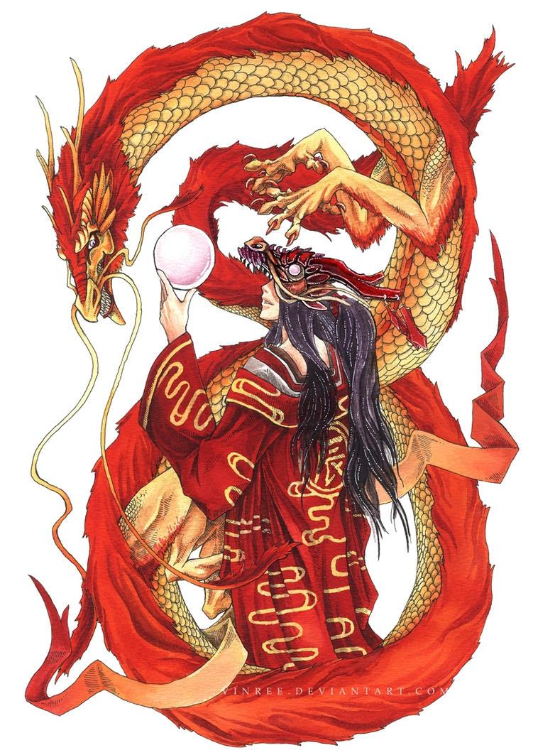 Year Calendar Design : Zodiac dragon by vinree on deviantart