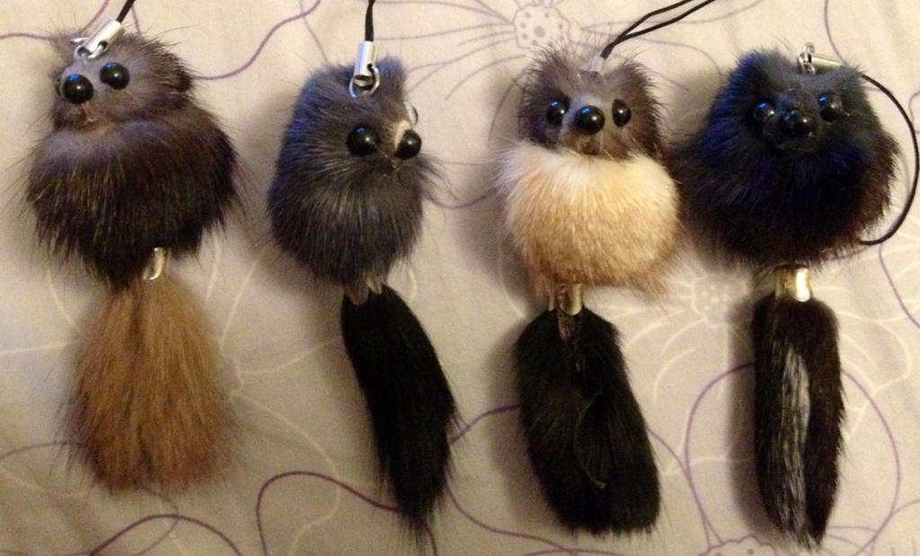 Fur Cellphone Charms For Sale No Bow By Yukichana On