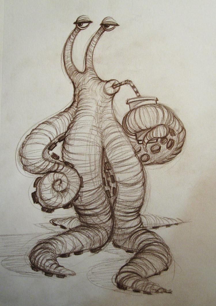 Monster super cool by picturefarm on deviantart for Super cool drawings