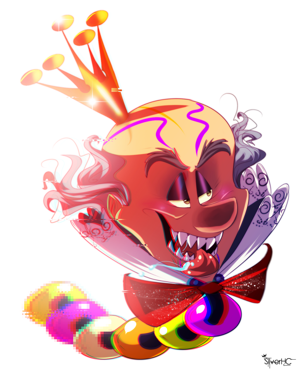 king candy cybug on kingcandyfanjoint deviantart