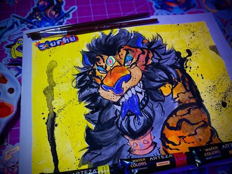 .: Tigerpunk 2077 :.