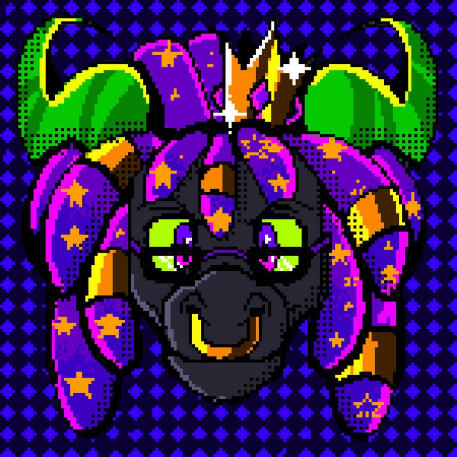 Pixie Pixel BG