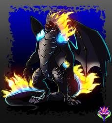 .:Thokan Kaiju:. -Commission-