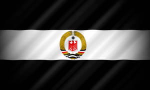 Democratic Republic of Prussia Flag (1993-20XX)