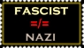 Fascism is not Nazism. by AmericanSFR