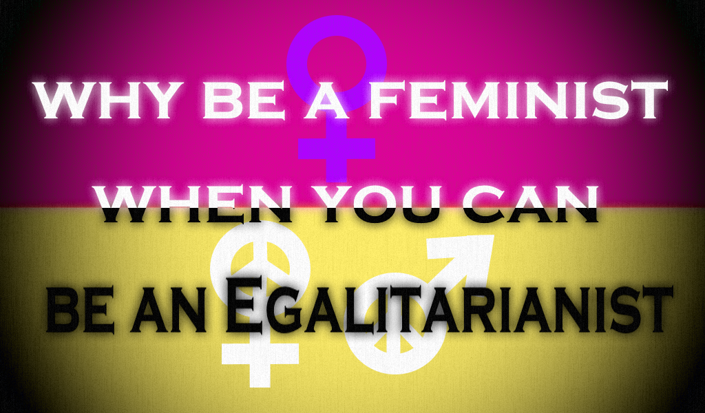 My Final Thought on Feminism -Maybe- by ColumbianSFR
