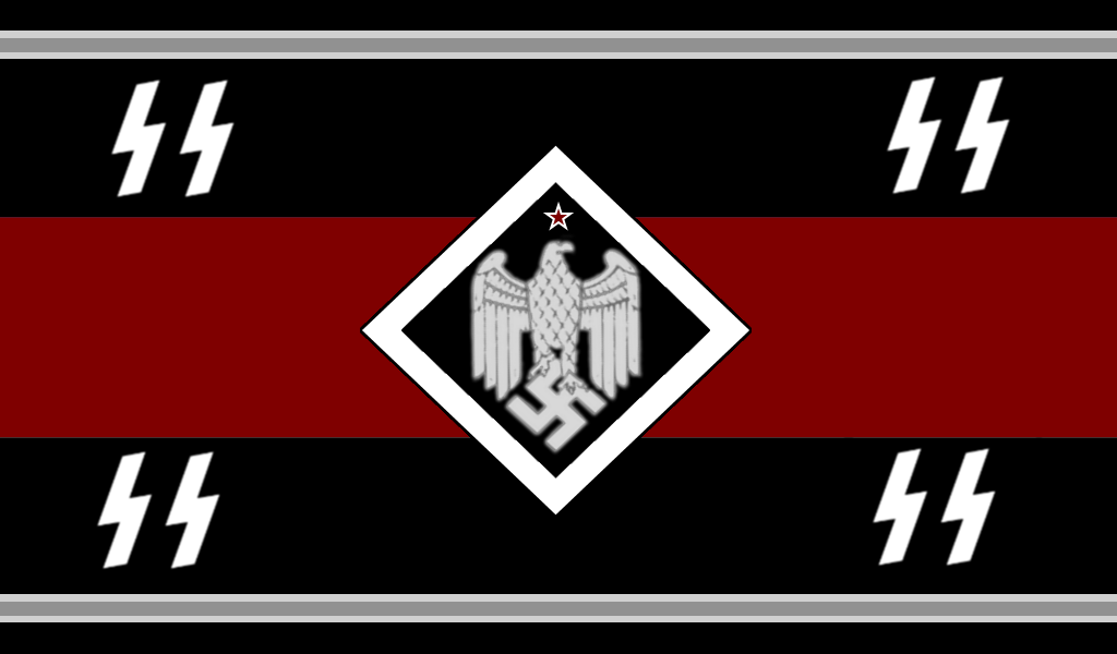 image gallery nazi ss flag