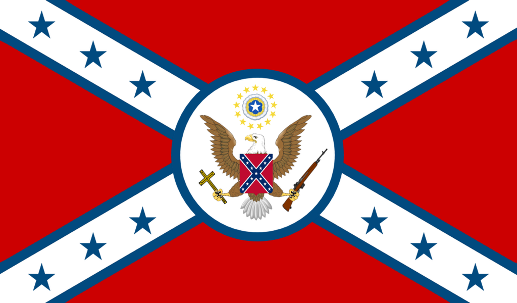 alt confederate american flag by columbiansfr on deviantart