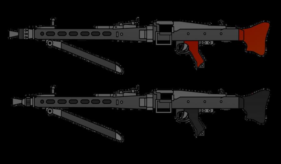 mg 3 machine gun