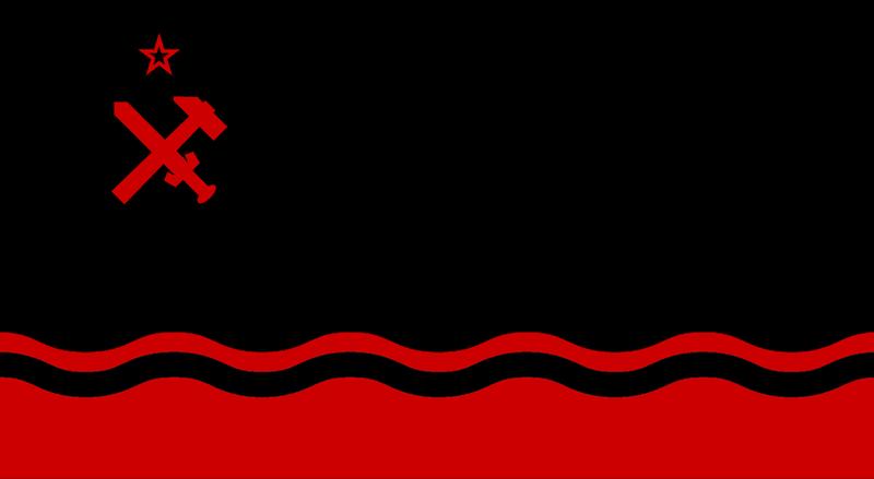 Alternate Strasserist Flag - L...