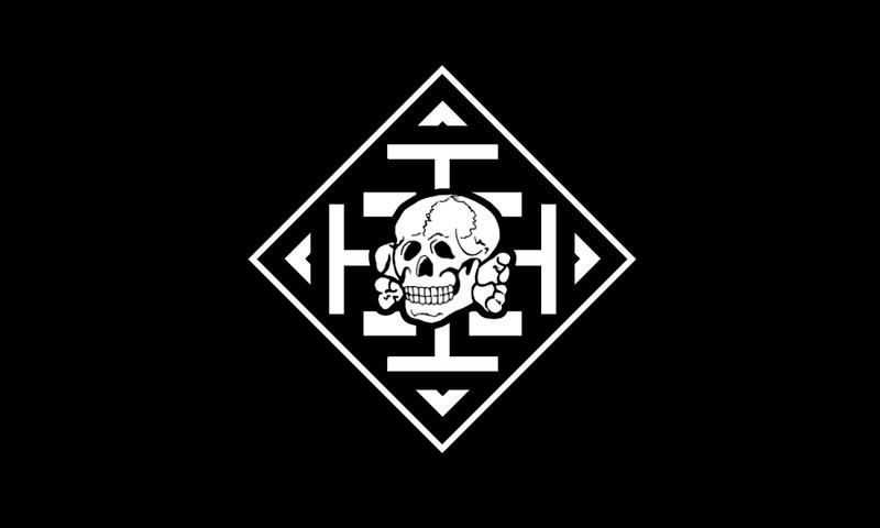 Fictional Waffen Ss Flag By Columbiansfr On Deviantart