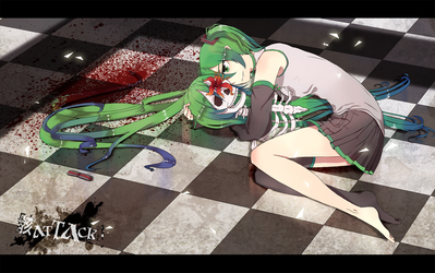 Kuro Attack by Dj-L