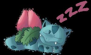002: Ivysaur by SunoWolf