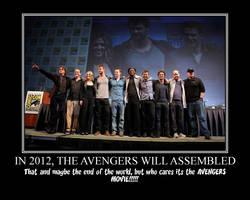 Avenger Movie by Big-K-2011