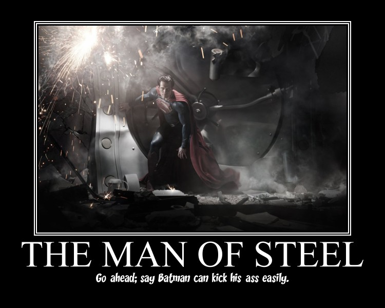 Zack Snyder's Man of Steel by Big-K-2011