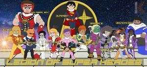 Mult 52: Legion of Super-Heroes by BigK64