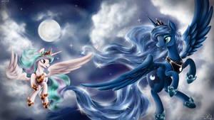 Moonlight Under