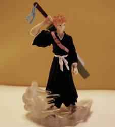 Bleach Gashapon Series 1: Ichigo Kurosaki