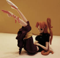 Bleach Gashapon Series 1: Orihime Inoue