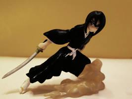 Bleach Gashapon Series 1: Rukia Kuchiki
