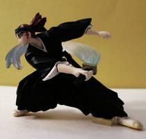 Bleach Gashapon Series 1: Renji Abarai