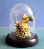 Winnie-the-Pooh and Piglet Figurine
