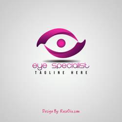 Amazing Vector Eye Logo Design Free Download