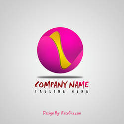 Creative Vector Logo Design Template Free Download by ROSEWALLPAPERS