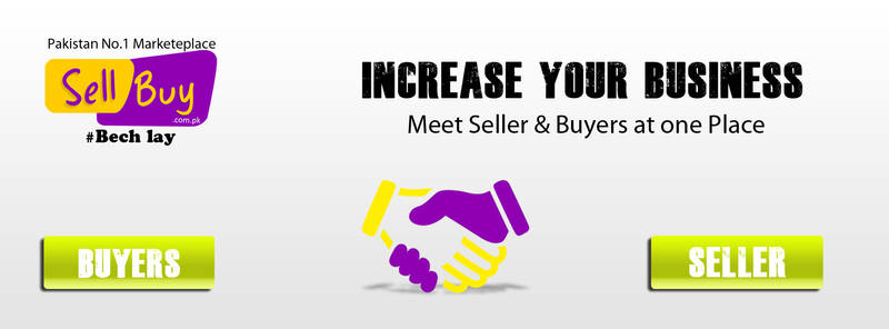 Meet seller buyer at one place Sell buy Pakistan